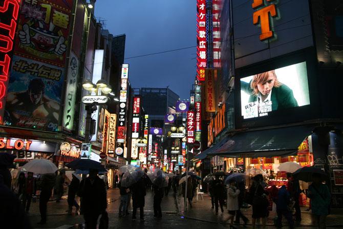 Precios en Tokio