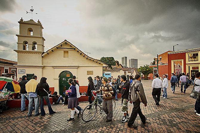 Precios en Bogotá