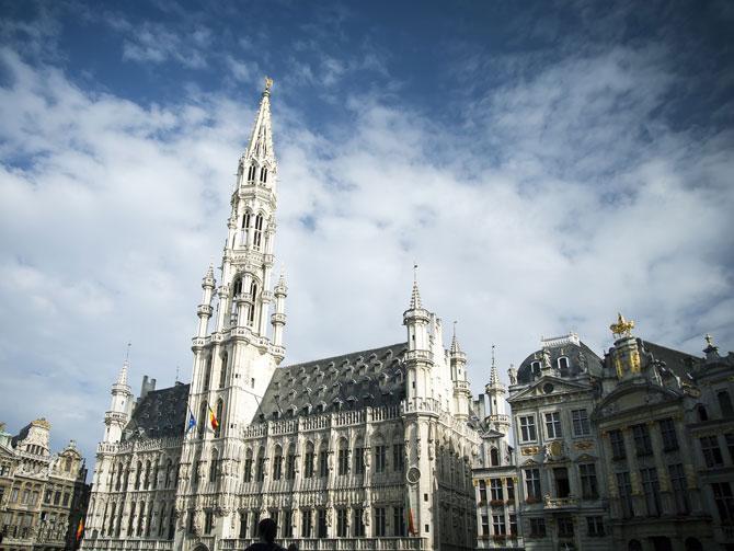 Precios en Bruselas