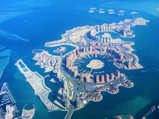 Cómo llegar a Qatar